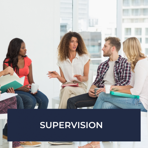 Supervision (No CE Credits are offered for supervision hours)