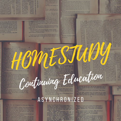 HOMESTUDY Continuing Education