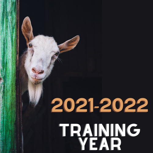 2021/2022 Training Year Products